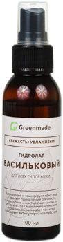 ГринМейд - Гидролат Васильковый для всех типов кожи