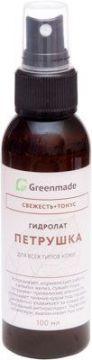 ГринМейд - Гидролат Петрушка  для всех типов кожи