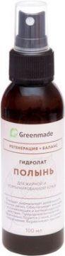 ГринМейд - Гидролат Полынь для жирной и комбинированной кожи
