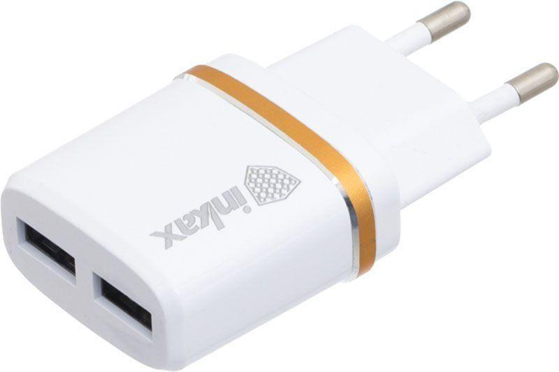Сетевое зарядное устройство Inkax CD-11 2xUSB