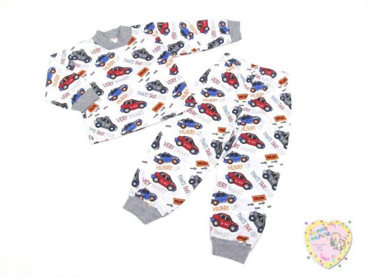 Пижама для мальчика C-PJ023-SU (супрем)
