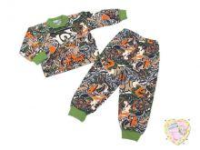 Пижама для мальчика код 01814 C-PJ023-SU (супрем арт хаус) МАМИН МАЛЫШ OPTMM.RU