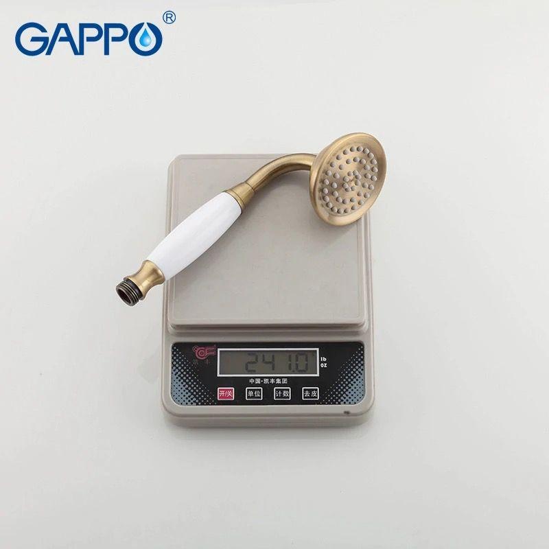 Душевой набор (гарнитур) Gappo G8016-4