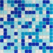 Мозаика GE041SMB (A-11+A30+A31+A37) Primacolore 32,7х32,7 (2х2) (20pcs.Paper)