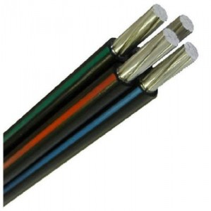 Провод СИП-4 4х16мж (ГОСТ) самонесущий алюмин. изоляция ССПЭ 0,6/1кВ