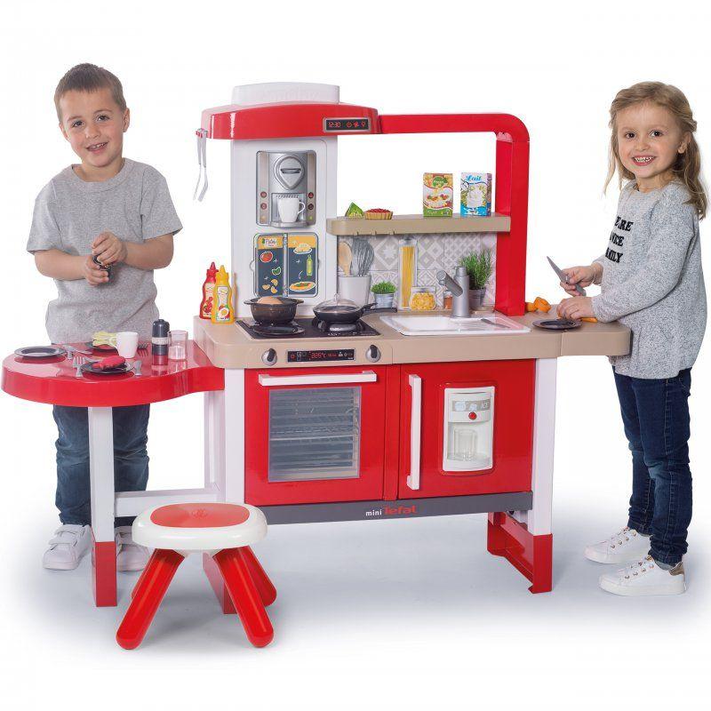 Кухня интерактивная MiniTefal Smoby 43 акс. 312301