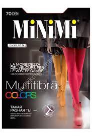 колготки MINIMI Multifibra Colors 70