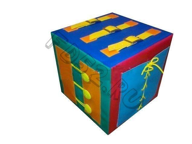 """Кубик """"Монтессори"""""""