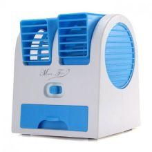 Настольный кондиционер-вентилятор HY-168, Голубой