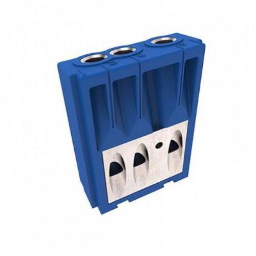 Кондуктор сверлильный Kreg Jig Drill Guide Block с 3-мя отверстиями