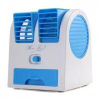 Настольный кондиционер-вентилятор HY-168, цвет голубой (2)