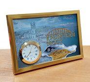 Настольные часы «КРЫМСКИЙ МОСТ», вариант 3