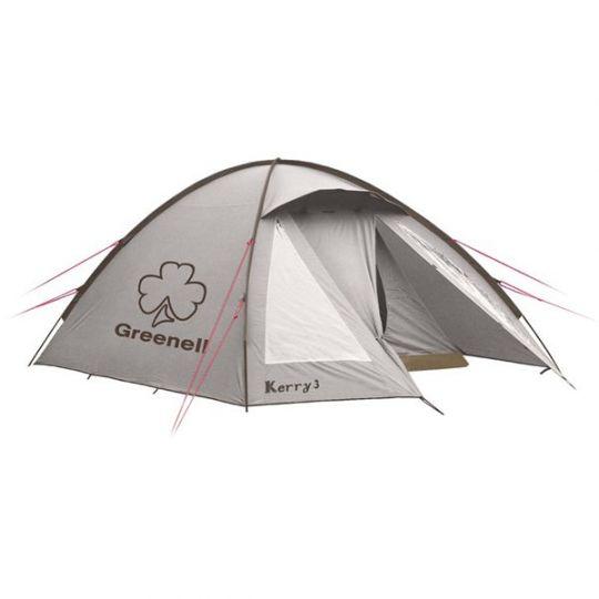 Палатка  NovaTour  Керри 4 v.3 Коричневая
