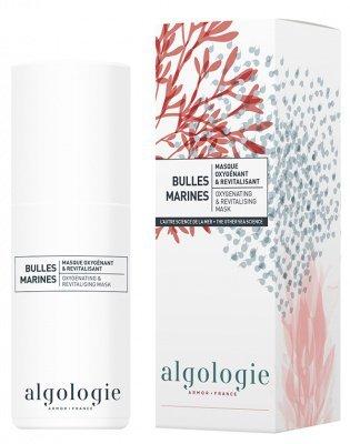 Кислородная ревитализующая маска «Морские пузырьки» 40 мл Algologie