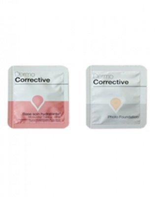 Буклет с набором пробников оттенка Natural tan № 07, Dermo Corrective
