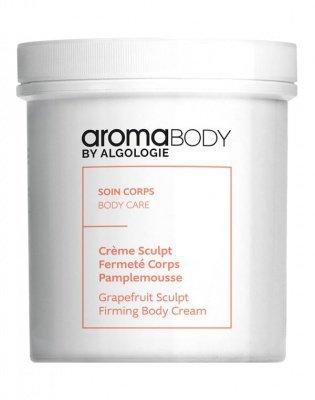 Укрепляющий крем скульптор для тела Грейпфрут Grapefruit Sculpt Firming Body Cream, Algologie, 400 мл.