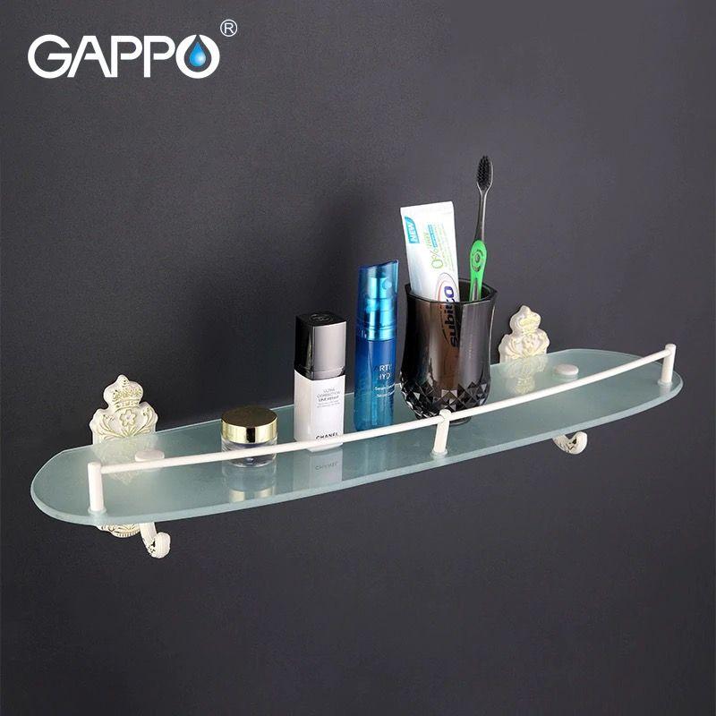 Gappo G35 G3507 Стеклянная полочка