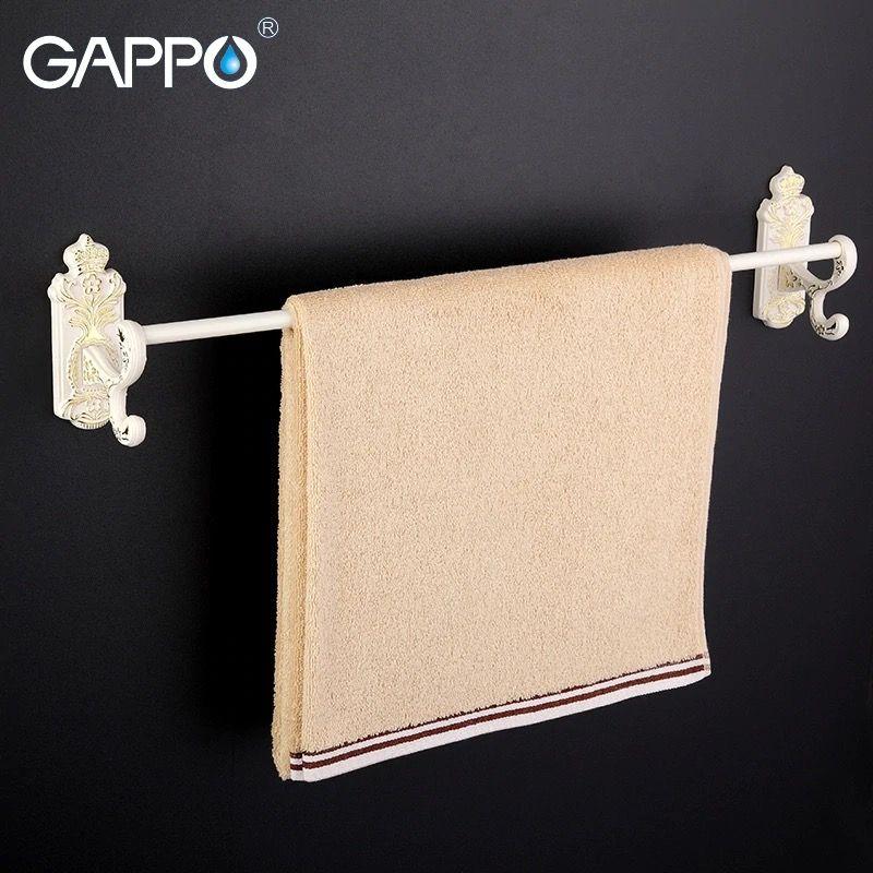 Gappo G35 G3501 Белый полотенцедержатель