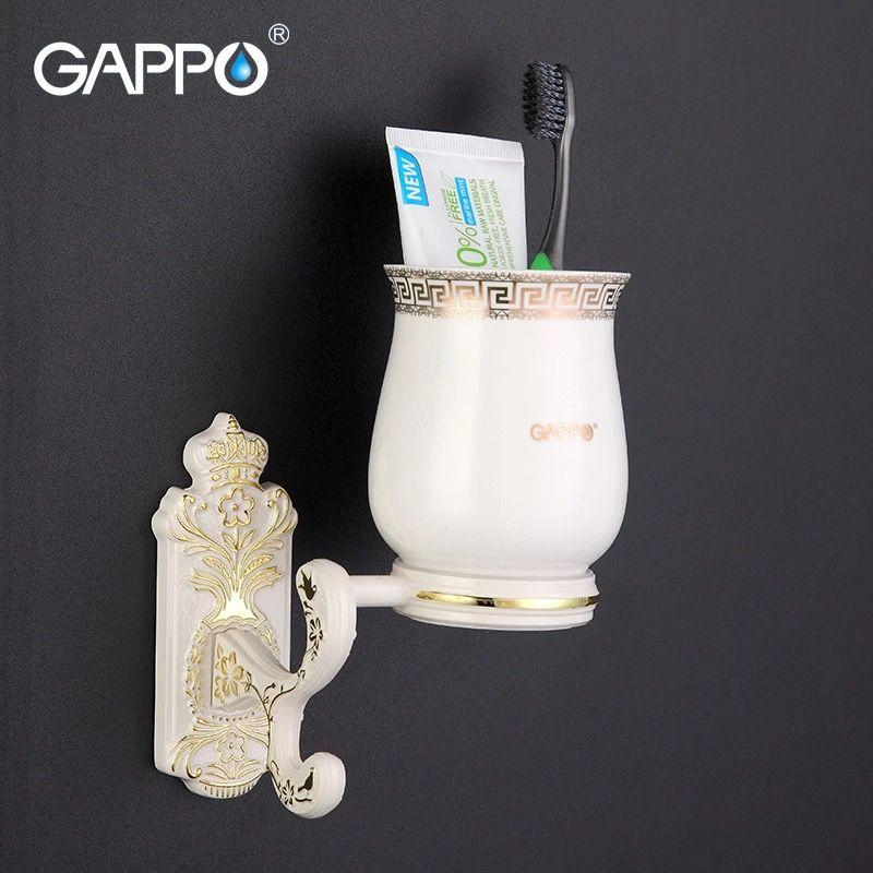 Gappo G35 G3506 Держатель с керамическим стаканом
