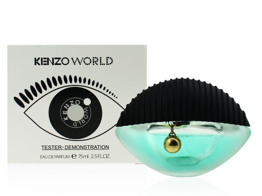 Tester Kenzo World 75 мл
