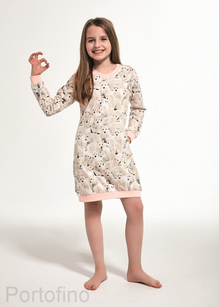 942-120 Ночная рубашка детская Cornette