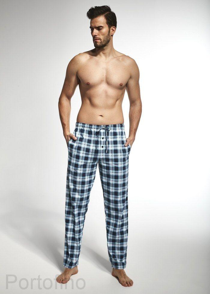 691-15 Брюки пижамные мужская Cornette