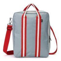 Складная дорожная сумка для путешествий с плечевым ремнём, цвет серый (3)