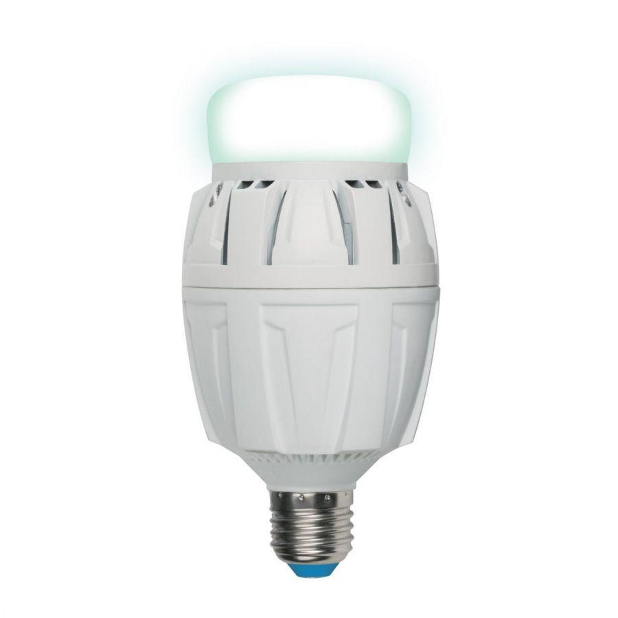 Лампа LED сверхмощная (08983) Uniel E27 50W (450W) Uniel 6000K LED-M88-50W/DW/E27/FR
