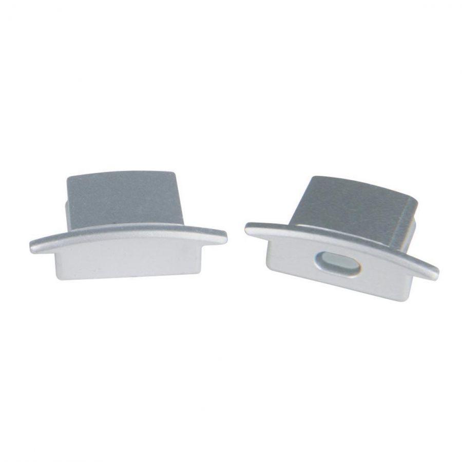 Набор заглушек (UL-00004059) Uniel UFE-N11 Silver B Polybag