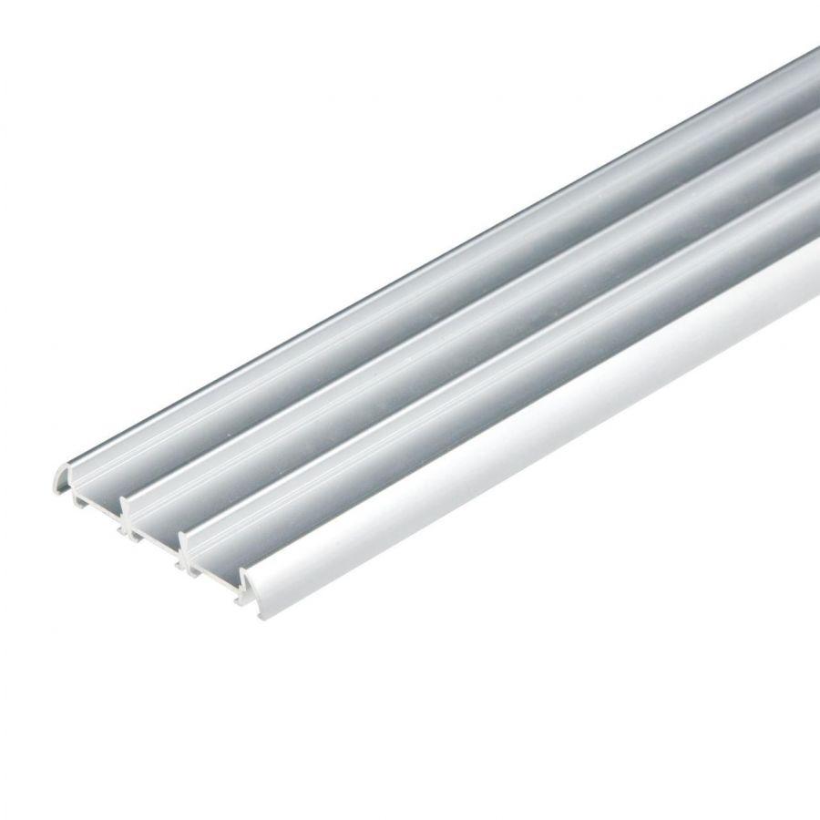 Профиль (UL-00000602) Uniel UFE-A08 Silver