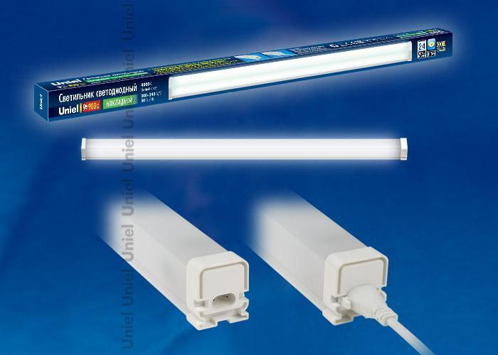 Мебельный светодиодный светильник (UL-00001617) Uniel ULO-BL60-9W/NW/K IP54 White