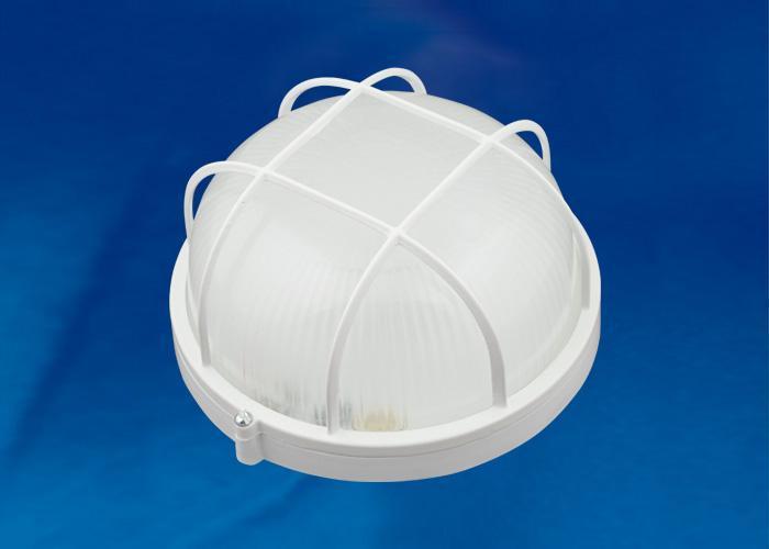 Потолочный светодиодный светильник (UL-00005234) Uniel ULW-K22A 8W/6000K IP54 WHITE