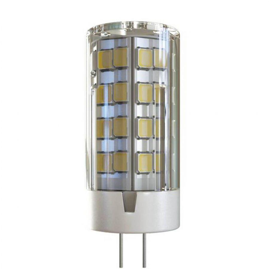 Лампа светодиодная Voltega G4 5W 2800К прозрачная VG9-K1G4warm5W 7032