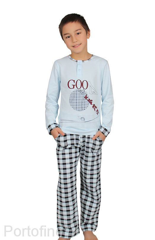 9076 Пижама для мальчика Baykar
