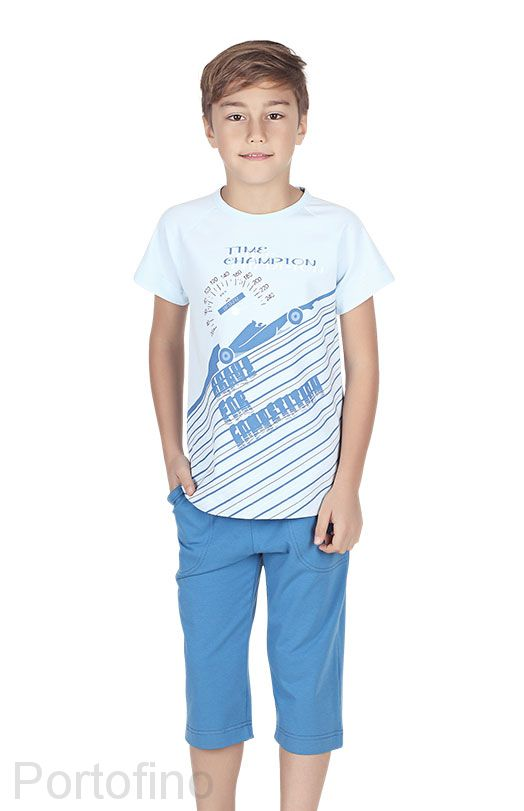 9610 Пижама для мальчика Baykar