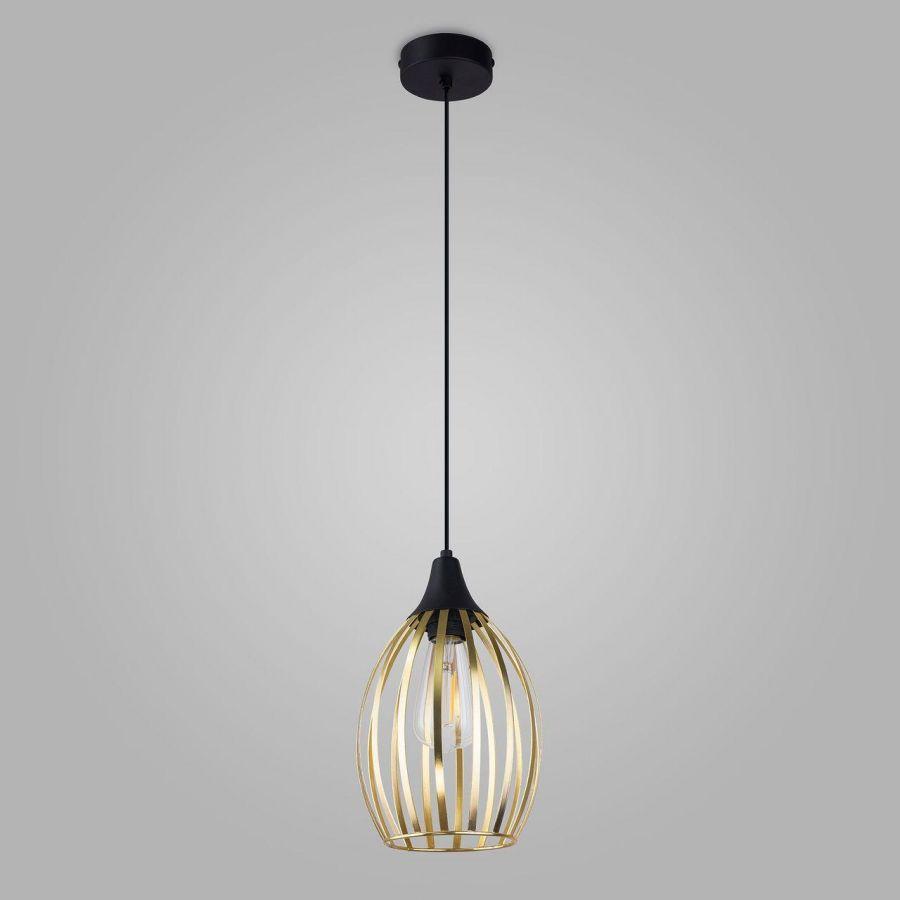 Подвесной светильник TK Lighting 2816 Liza Gold