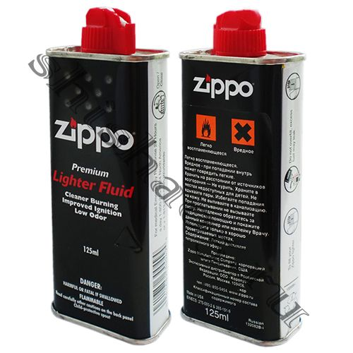 Бензин - Zippo 125ml