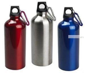 Бутылка питьевая 500мл, алюминий (3 цвета) (Артикул: TB-05 )