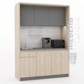 Стильная мини кухня 2