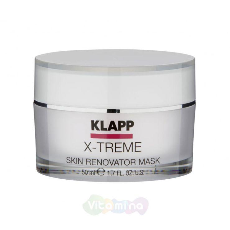 Klapp Восстанавливающая маска X-Treme Skin Renovator Mask, 50 мл