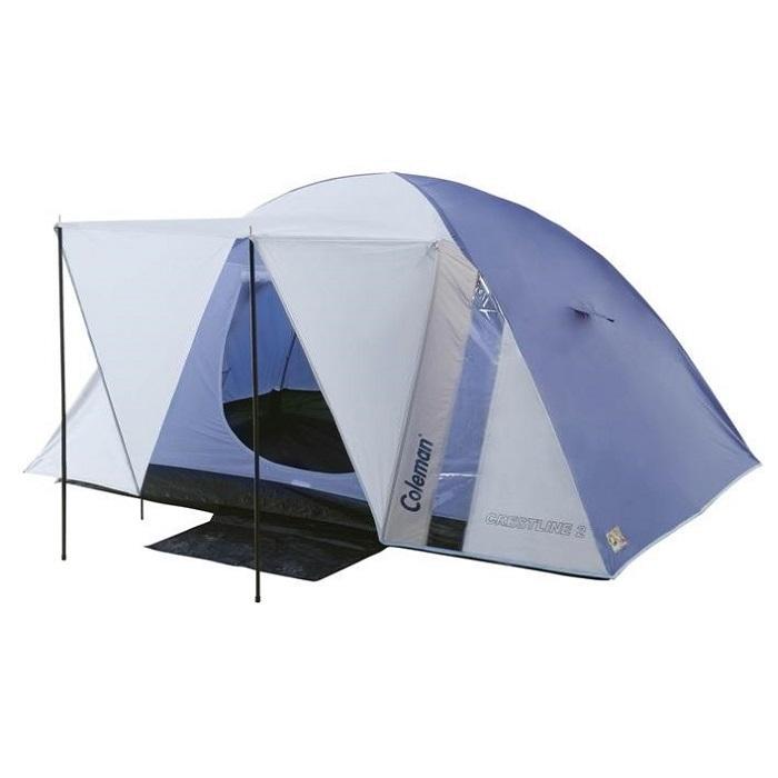 Палатка туристическая 2 местная Coleman (Колеман) Crestline (202576)