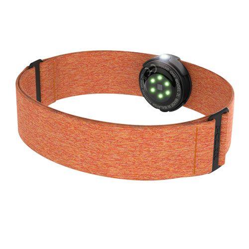 Оптический датчик ЧСС Polar OH1, цвет оранжевый