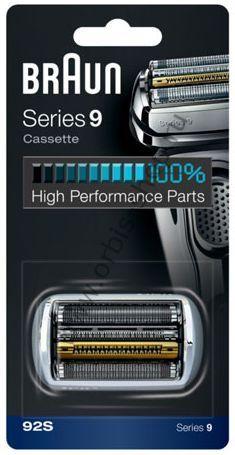 Бритвенная кассета для бритвы Braun 9 серии, 92S (Series 9)