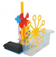 Машина-конструктор для выдувания мыльных пузырей