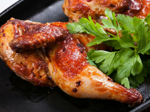 Цыпленок на гриле 250г