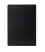 Внешний жесткий диск Toshiba Canvio Slim 2TB (hdtd320ek3ea) черный