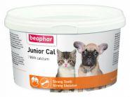 Beaphar Junior Cal Кормовая добавка для щенков и котят (200 г)