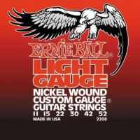 ERNIE BALL 2208 (11-52) Струны для электрогитары