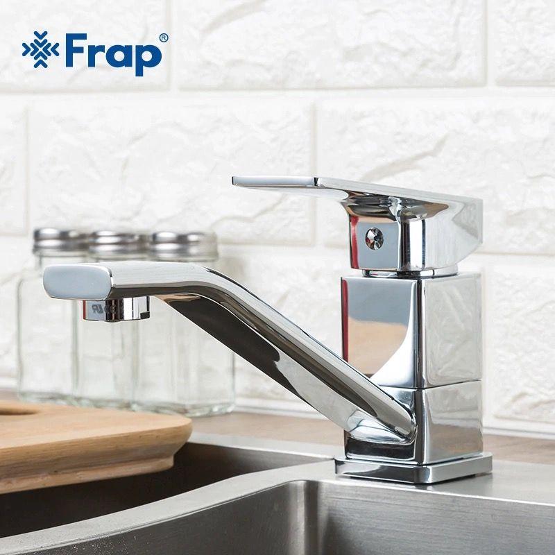 Frap H46  F4546 Смеситель для раковины