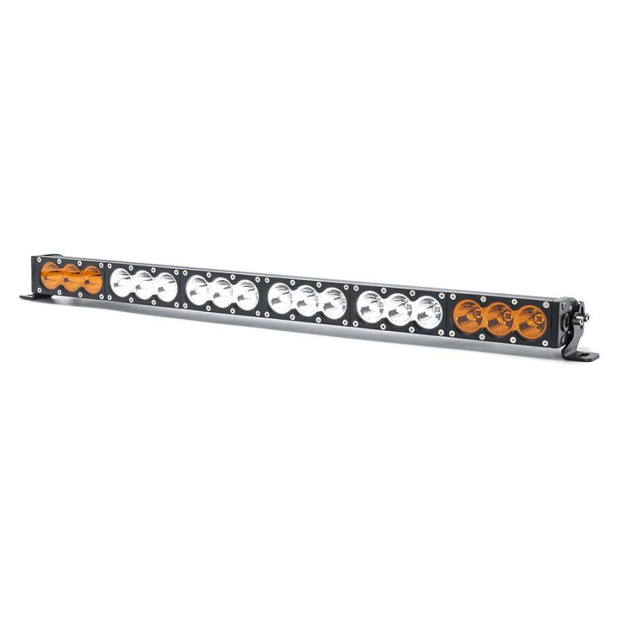 Однорядная светодиодная балка OBP-180 Ватт комбинированный свет (длина 83 см, 32 дюйма)